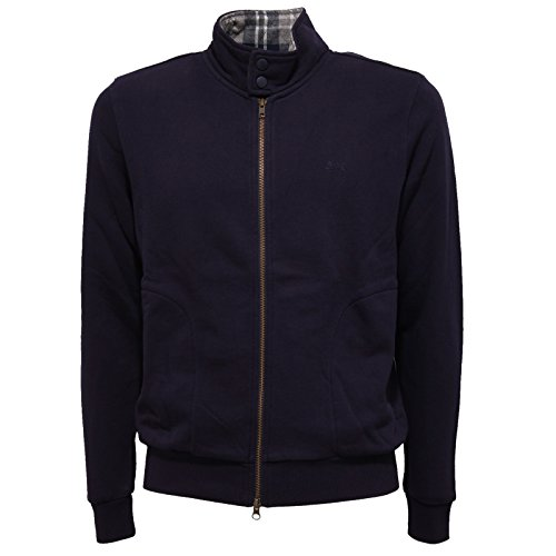Sweatshirt Blue Felpa Blu Zip 5821W Full Men 68 Uomo SUN TXgaqa