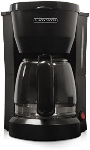 BLACK DECKER 5-Cup Coffeemaker