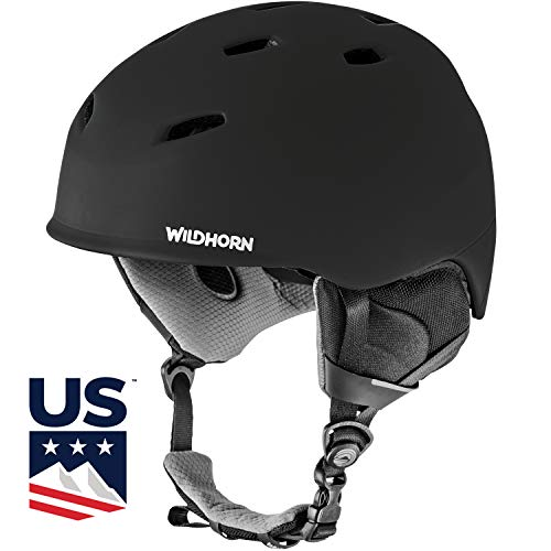 Drift Snowboard & Ski Helmet- US Ski Team Official Supplier – For Men, Women & Youth – Unparalleled Style, Performance & Safety w/ Active Ventilation. Official Snow Helmet of Olympian Ashley Caldwell.