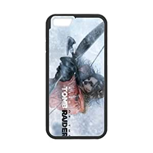 games Rise of the Tomb Raider Game Poster iPhone 6 6s Plus 5.5 Inch Cell Phone Case Black DIY Ornaments xxy002-9163433