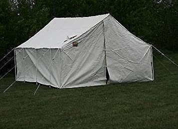 GRIZZLY OUTFITTERS WALL TENT 12 x 14 x 7.5 & GRIZZLY OUTFITTERS WALL TENT 12 x 14 x 7.5: Amazon.ca: Sports ...