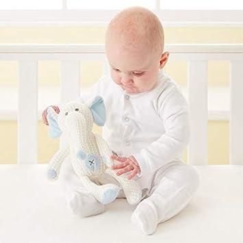 Tommee Tippee 470003 Boppy der hase Atmungsaktives Spielzeug wei/ß