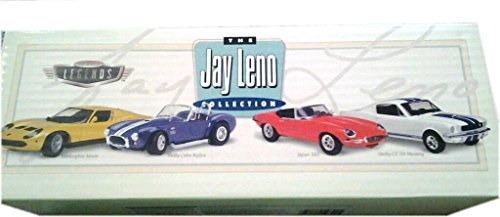 Hot Wheels - Legends - The Jay Leno Collection - Legends Display Case