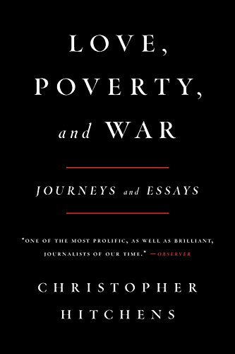 Love, Poverty, and War (Nation Books)