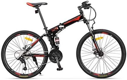 Bicicleta de montaña plegable, 26