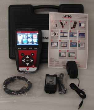 ATEQ VT56 TPMS Diagnostic Tool Kit without Printer Tools Equipment by ATEQ