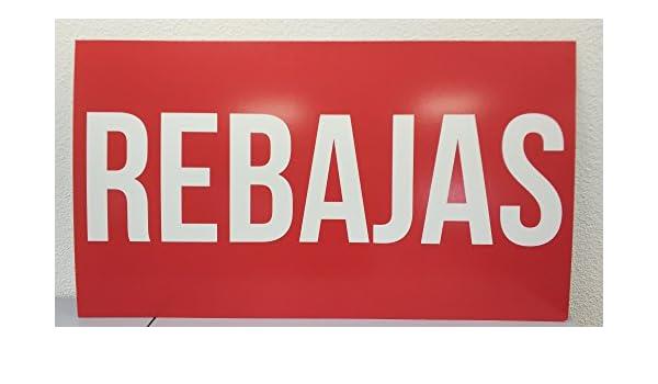 PEGAFACIL Cartel de Rebajas | Cartel Rebajas | Rebajas en tu ...