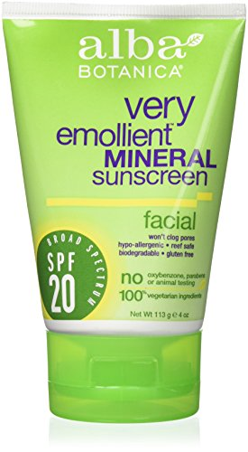 Alba Botanica Facial Sunscreen - 3