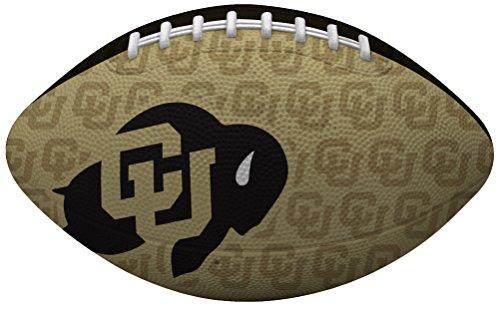 Rawlings NCAA Colorado Buffaloes Junior Gridiron Football, Black