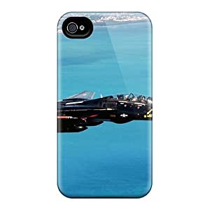 Anti-scratch Case Cover Free Walking Protective F 14 Playboy Case For Iphone 4/4s