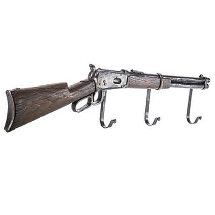Amazon.com: Weelongha - Perchero rústico para pistola de ...