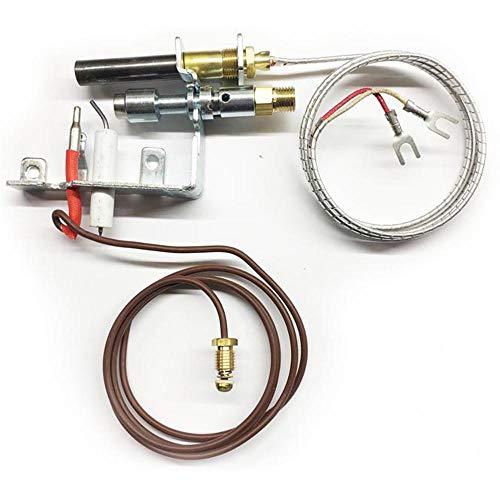 103779-01 NG ODS Milivolt Gas Fireplace Pilot