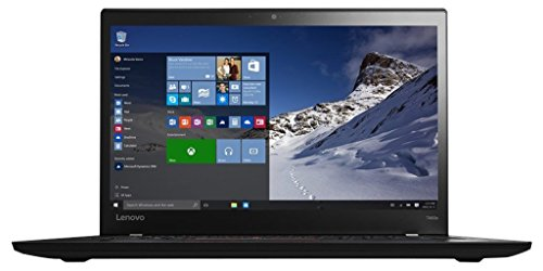 "Lenovo T460s Ultrabook 20FA (14"" FHD, Intel i5-6300U 2.4GHz, 8GB RAM, 256GB SSD, 720p Camera, Fingerprint Reader, Backlit Keyboard, Windows 10 Pro 64)"