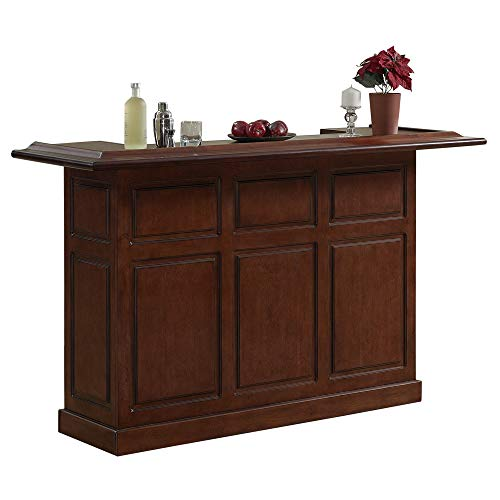 Huntley Woods - Huntley 72-inch Maple Wood Home Bar