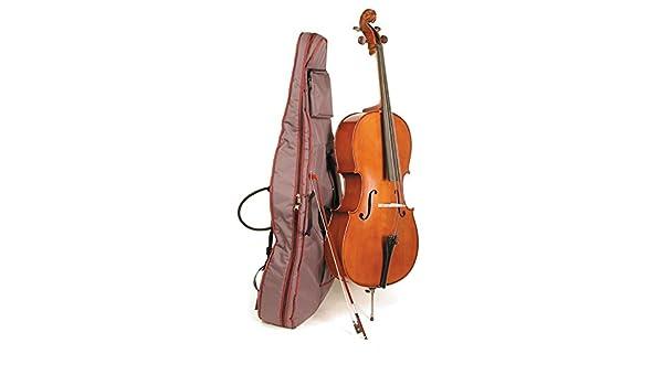 Stentor Estudiante 2 Cello 4/4 Tamaño guarnición (preparado ...