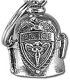 product image for Hot Leathers BEA1019 Silver Police Guardian Bell