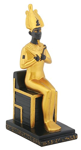 Sitting Osiris Collectible Figurine, Egypt