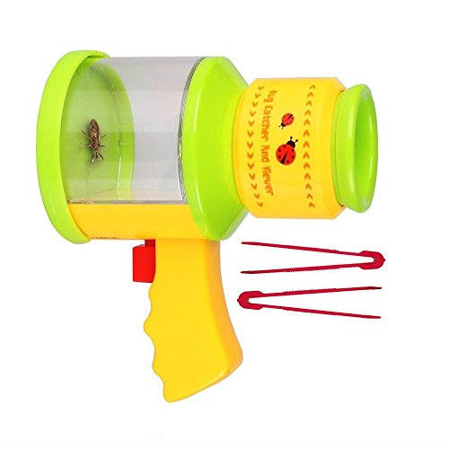 Stocking Stuffers and Easter Basket Stuffers for 4 Year Old Boys. Kids Bug Catcher