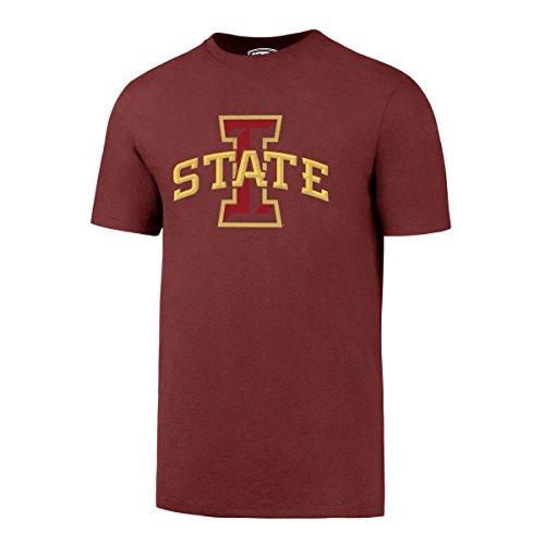 - NCAA Iowa State Cyclones Men's OTS Rival Tee, X-Large, Cardinal