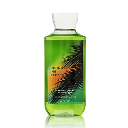 Bath Body Works Coconut Lime Breeze 10.0 oz Shower Gel