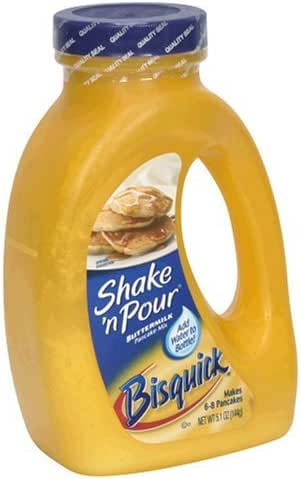 Baking Mixes: Betty Crocker Bisquick Shake n' Pour