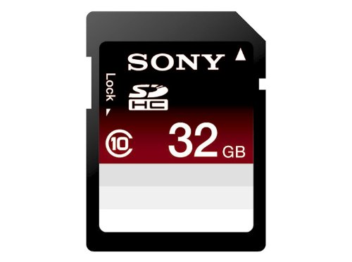 [TERNS]Sony 32GB ? Class10 SDHC compatible card SF-32NX[Japan Import]