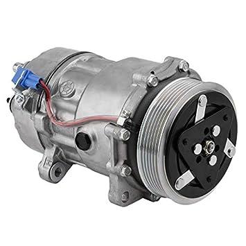 Wenwenzui-ES Compresor de Aire Acondicionado para VW LT 28-35 II Bus LT 28-46 II Kasten 2DX0AE: Amazon.es: Hogar