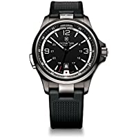 Victorinox Night Vision Quartz Movement Black Dial Men's Watch (241596)