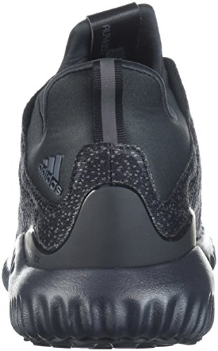 Uomo Adidas Alphabounce Em M Esecuzione Nucleo Scarpa Nera / Notte Metallizzato / Carbon