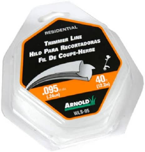 Arnold Trimline .095-Inch x 40-Foot Residential Grade Trimmer Line – The Super Cheap