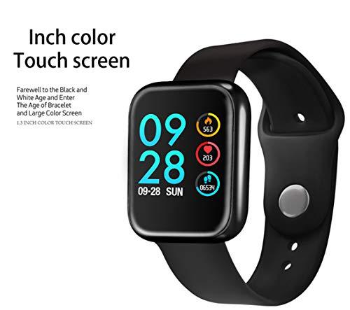 Amazon.com: P70 - Reloj inteligente con monitor de presión ...