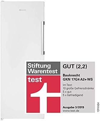 Bauknecht GKN 17G4 A2+ WS - Frigorífico side-by-side ...