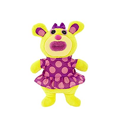 "Singamaling Frankie Plush, Sings ""Where Oh Where Has My Little Dog Gone?"" Plush, Yellow: Toys & Games"