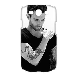 Custom Adam Levine Hard Back Cover Case for Samsung Galaxy S3 CL1226 by ruishernameMaris's Diary