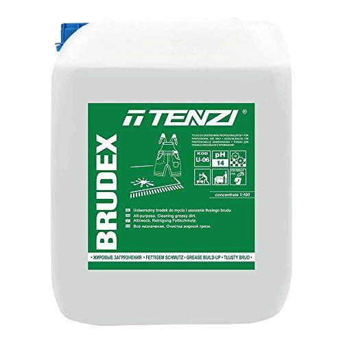 Tenzi Multifunctionele ontvetter voor het verwijderen van organische verontreinigingen, reinigt en ontvet vlekken, 1 l