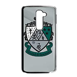 LG G2 Cell Phone Case Black_Kappa Delta Wqore