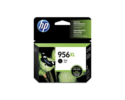 HP 956XL Black High Yield Original Ink Cartridge (L0R39AN) for HP OfficeJet Pro 8720 8725 8730 8740