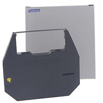 Cinta para la Triumph-Adler TWEN T 180 DS PLUS Máquina de escribir, compatible