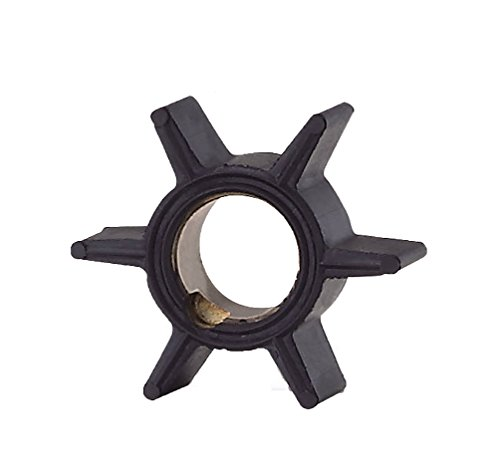 Full Power Plus Impeller Replacement For Mercury Mariner Mercruiser 3.5hp 3.9hp 5hp 6hp Sierra 18-3012 47-22748 - Mercury Outboard Impeller Replacement