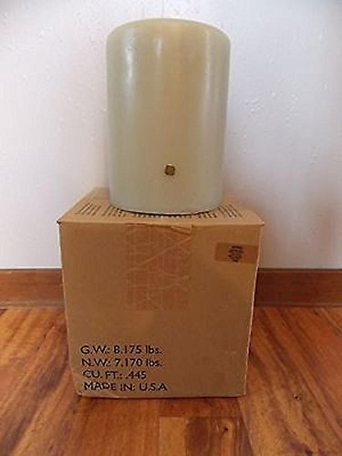 PARTYLITE GINGER CURRANT EXTRA LARGE 6 X 8 3 WICK CANDLE...AWESOME TO BURN
