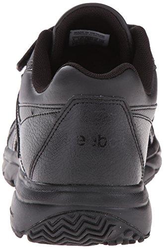 Reebok Arbeit N Kissen Lth Kc Walking-Schuh Black/Black