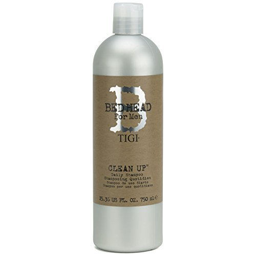 Bed Head B For Men Clean Up Daily Shampoo 750ml/25oz