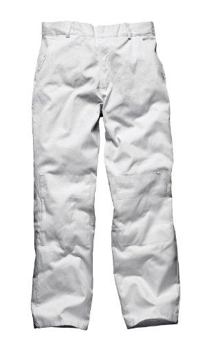 Dickies - Pantalon -  Homme Blanc Blanc -  Blanc - Blanc - XXL