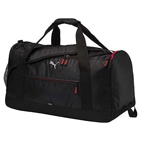 Amazon.com   Puma Golf 2018 Men s Duffel Bag (Puma Black)   Sports ... 1b81d63f54441
