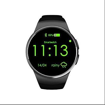Pulsera Inteligente para Hombre y Mujer pantalla táctil capacitiva,Pantalla HD Podómetros,calorías quemadas