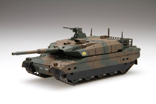 1/72 Military seriesNo.14 Japan Ground Self-Defense Force The Type 10 production model With Unit decal
