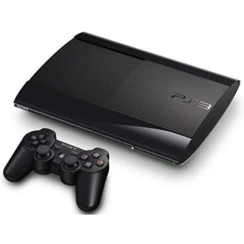 Sony PlayStation 3 250GB Console - Black (Renewed)