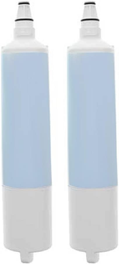 2 Pack Aqua Fresh Water Filter Fits LG 5231JA2006A-S Refrigerators