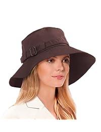 Eric Javits Luxury Fashion Designer Women's Headwear Hat - Kaya