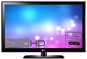 LG 32LE3300 - Televisor plano de alta definición (retroiluminación LED, 81 cm (32 pulgadas), DVB-T/C), color negro
